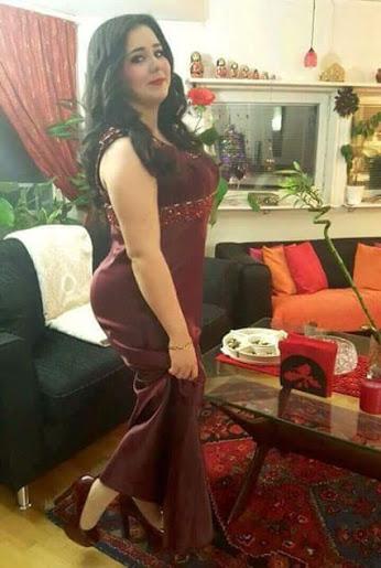 <b>أرملة سورية لزواج اسلامي معلن مقيمة فى السويد  للزواج</b>